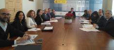 La Comisión de Asistencia al Subdelegado analiza la actividad de la Administración General del Estado en la provincia
