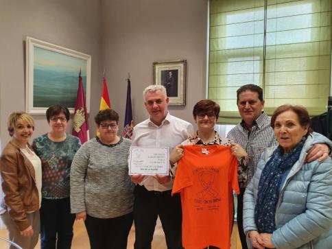 La Diputación colaborará en la impresión de camisetas de la Marcha contra el Cáncer de Yunquera