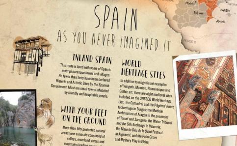 El Camino del Cid refuerza su promoción turística a nivel internacional