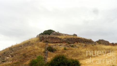 Angón y el castillo de Iñesque