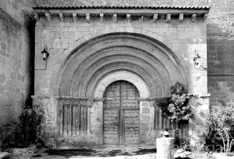 Lecturas de Patrimonio: La iglesia de Millana