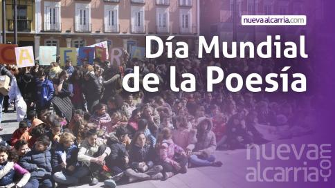 Guadalajara viste de poesía los balcones este sábado