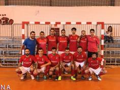 El parón de las ligas llegó cuando mejor estaban los equipos de FS Pozo de Guadalajara