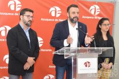 El Ayuntamiento de Azuqueca retrasa el cobro del impuesto de vehículos y la tasa de basura