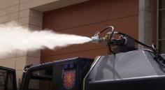 La Policía Nacional se dota de equipos de descontaminación masiva gracias a la UAH