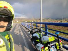 Intensifican los controles en las carreteras de la provincia durante el fin de semana