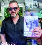 Marto Pariente, afincado en Alovera, gana el Premio 'Novelpol 2020'