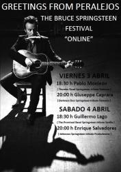 2º Greetings from Peralejos Online