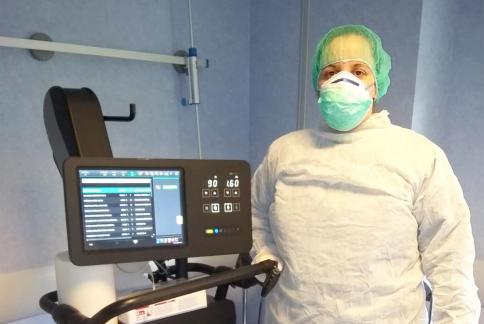 La Junta refuerza la capacidad diagnóstica de sus centros hospitalarios con la dotación de nuevos equipos de radiología portátil