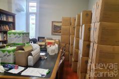 La Diputación distribuirá EPIs a los trabajadores de los ayuntamientos de la provincia