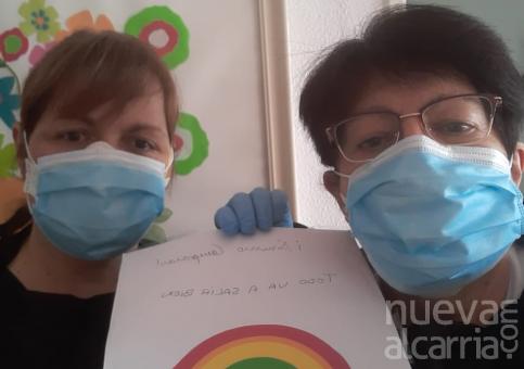 Dos empleadas de la Vivienda Tutelada de El Casar deciden confinarse en el centro tras conocer la existencia de un caso positivo entre los mayores
