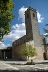 Brihuega, el municipio en el que más ha llovido de toda España con 7,2 litros por metro cuadrado