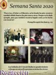 La Hermandad de los Soldados de Cristo de Budia ayuda a recordar los actos de Semana Santa