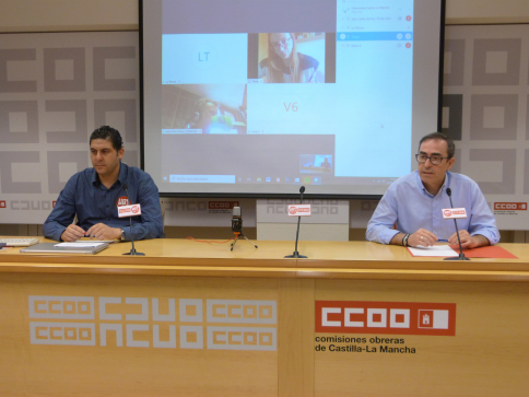CCOO y UGT apoyarán a empresarios honestos y lucharán por