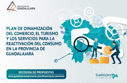 Diputación y CEOE recogen aportaciones de las empresas para reactivar el consumo en la provincia