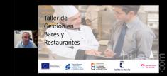 La Federación de Hostelería realiza un taller sobre gestión de bares y restaurantes