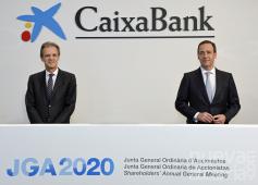 CaixaBank subraya su fortaleza financiera y su compromiso social para contribuir a la recuperación económica