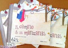 Estrella Ortiz  presenta su nuevo libro, 'El Camino de las Manzanas'