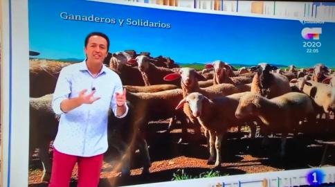 """Nueva donación de """"Ganaderos y Solidarios"""" Guadalajara"""