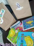 Reparto gratuito de libros infantiles en Yebes y Valdeluz