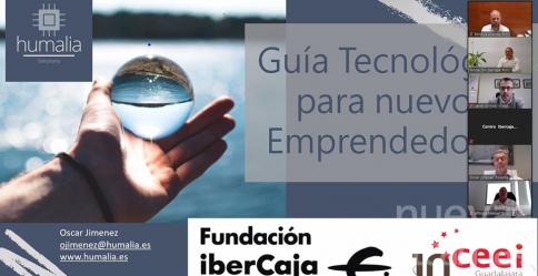 Una treintena de emprendedores participan en el taller online de Ibercaja para impulsar el uso de la tecnología en las empresas