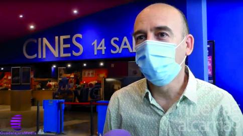 """""""El cine regresa hoy a Guadalajara  con medidas de seguridad"""""""