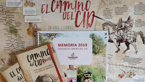 """El Camino del Cid retoma la actividad con perspectivas de crecimiento """"muy positivas"""""""