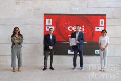 Proinbal recibe la marca EIBT por parte del CEEI Guadalajara