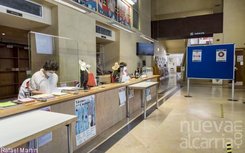 La Biblioteca Provincial ofrece desde mañana sus servicios presenciales al completo