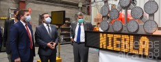 La Junta agradece a Tecnivial que asumiera pérdidas para construir elementos de protección durante la pandemia