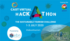 El CEEI Guadalajara participa del proyecto europeo 'Hackathon' para la activación del turismo comunitario