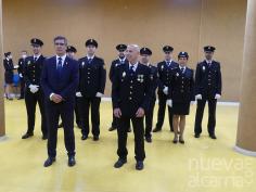 Guadalajara, testigo de la jura del cargo de nueve agentes de la Policía Nacional
