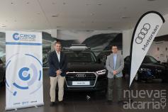 CEOE y Motorsan-Audi renuevan su convenio de colaboración