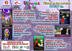 Este sábado, arranca en Azuqueca una nueva edición de 'Titiriqueca'