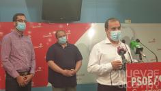 Aún hay que luchar por el tren de Sigüenza, el PSOE cierra filas con alcaldes, Diputación y Junta para recuperarlo