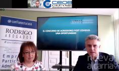 Las oportunidades que ofrece un concurso de acreedores, analizadas en un nuevo webinar de CEOE-CEPYME Guadalajara