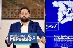 """Núñez revindica que el mundo rural no necesita """"anuncios sino realidades"""" para """"presumir"""" de nuestros pueblos"""