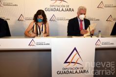 Diputación destina 140.000 euros a apoyar el  tejido empresarial de la provincia