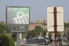 Guadalajara, en riesgo por calor este martes