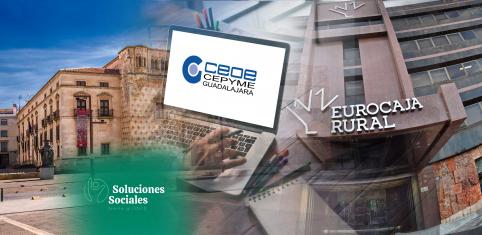 Eurocaja Rural y CEOE renuevan su convenio social