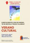 Títeres, cuentacuentos y actividades para jóvenes en el 'Verano Cultural' de Villanueva