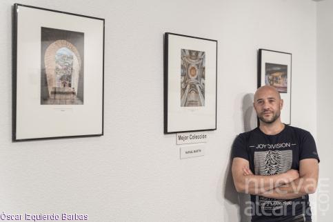 Rafael Martín, premio a la Mejor Colección en el Rally Fotográfico de la Asociación de la Prensa de Guadalajara