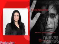 Beatriz Gómez presentasu nueva novela: 'Serendipia'