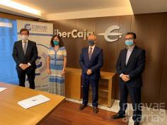 Ibercaja y CEOE renuevan su colaboración