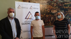 """Diputación apoya la promoción de la tauromaquia que realiza la asociación """"Toro Mundial"""""""
