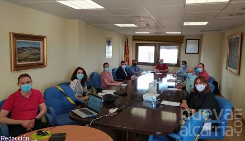 La Mesa de la Logística de Guadalajara evalúa la labor inspectora y en materia de prevención de riesgos laborales en el sector