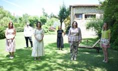Tamara Falcó descubrirá a su seguidores las bellezas de Pastrana, Brihuega y Sigüenza