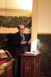 El académico seguntino, Javier Sanz, publica nuevo libro