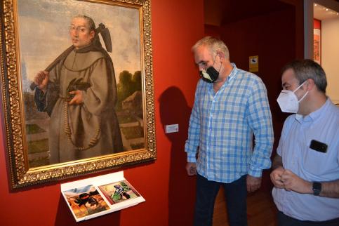 El Museo provincial acoge la muestra `Artistas en Cuarentena´ con imágenes de reproducciones de obras realizadas durante el confinamiento
