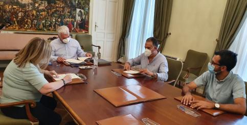 La Diputación apoya la promoción de la trufa y el espárrago de Guadalajara